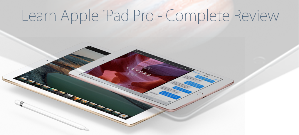 Apple iPad-Pro 9.7 review Featured Image