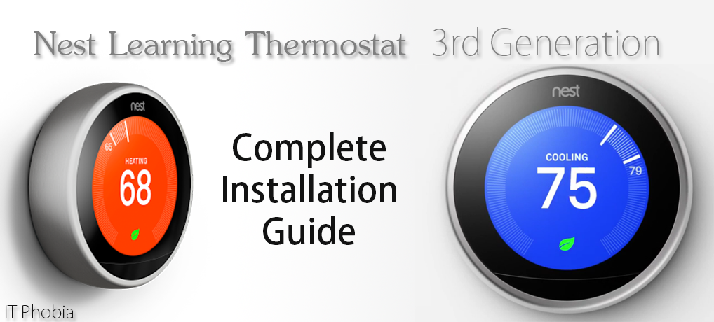 Nest learning thermostat 3rd generation Featured image